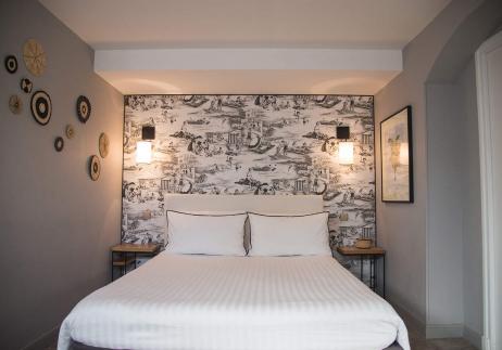 Hôtel 3 étoiles Edouard VII, La chambre familliale, idéale pour les enfants