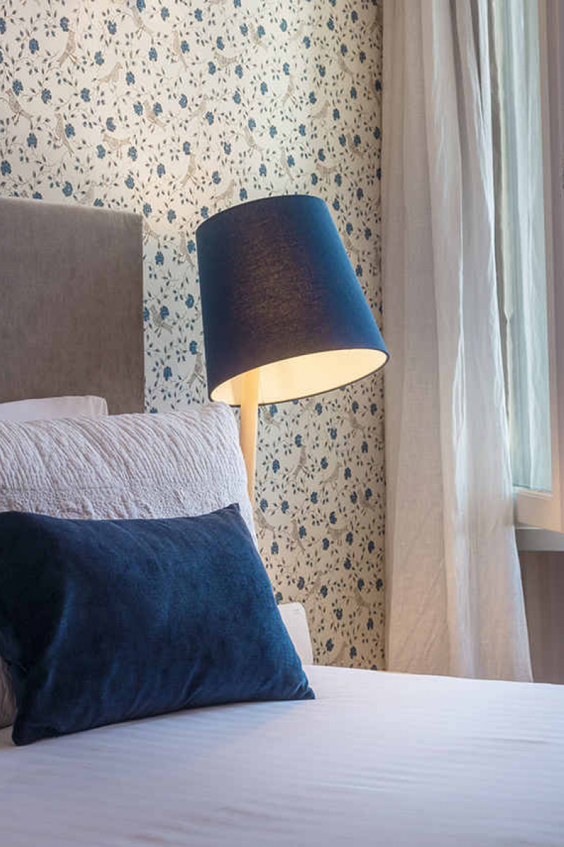La chambre confort à l'hôtel Edouard VII à Biarritz