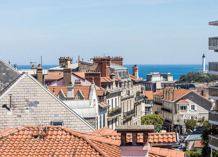 Comment venir dans le centre-ville de Biarritz ?