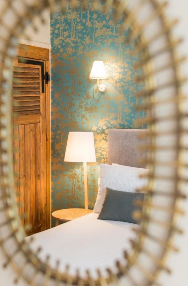 Chambre confort décoration